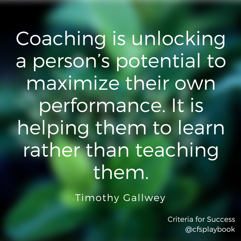 what-is-sales-coaching-timothy-gallwey